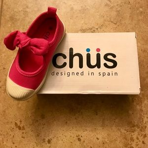 CHUS Shoes - Chus Athena Fuchsia girl shoes